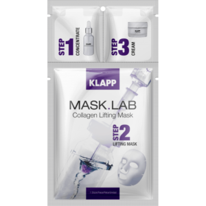 Mask Lab Collagen Lifting Mask 3 Pasos Klapp