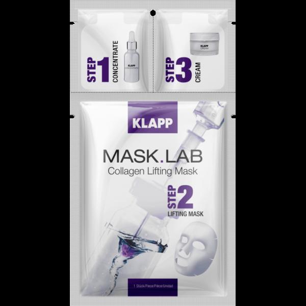Mask Lab Collagen Lifting Mask 3 Pasos Klapp