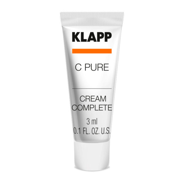 C Pure Cream Complete de Klapp
