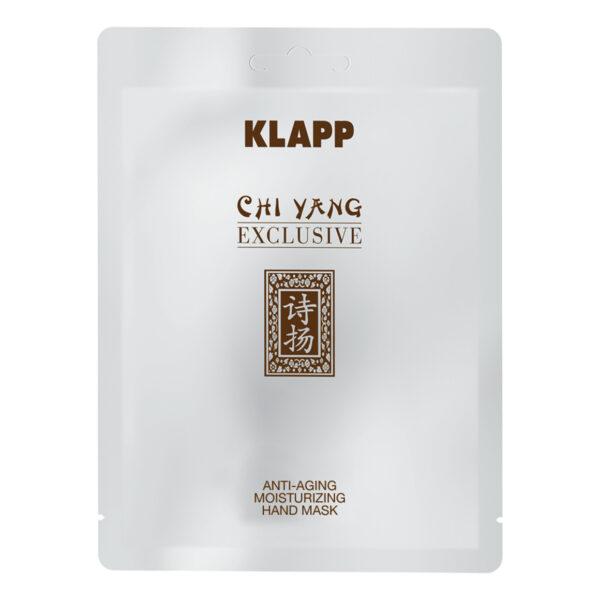 Chi Yang Anti-Aging Moisturizing Hand Mask de Klapp