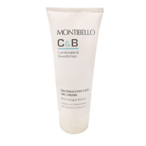 CyB Decongestive Cool Gel Cream 200ml de Montibello