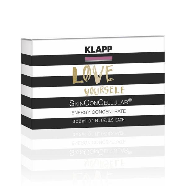 SkinConCellular Energy Concentrate de Klapp