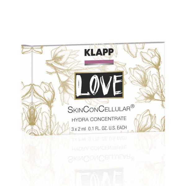 SkinConCellular Hydra Concentrate de Klapp