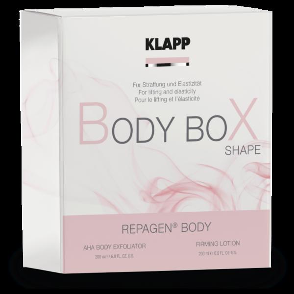 Repagen Body Body Box Shape Klapp